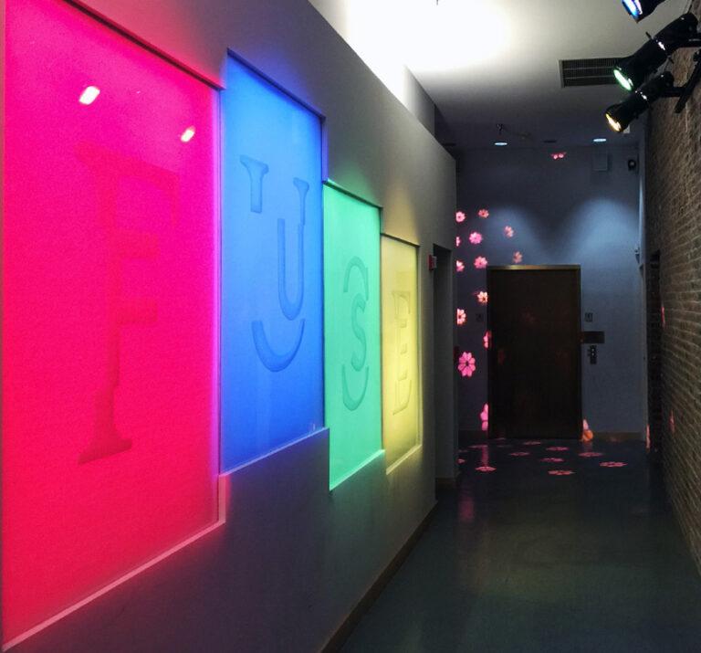 Fuse Ad Agency Hallway